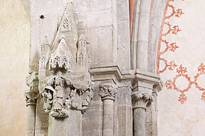 Karja Church - Image: Karja Katariina grupp