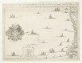 Karta över kusten vid Boulenois och Picardie, 1709 - Skoklosters slott - 98033.tif