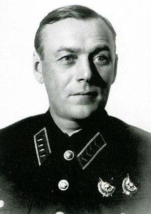 Nikolai Kashirin - Image: Kashirin