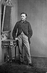 Kastuś Kalinoŭski. Кастусь Каліноўскі (G. Bonoldi, 1863).jpg
