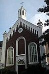 katholiek apostolische kerk, 1e de riemerstraat 1