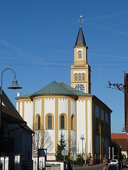 Katholische Kirche Lingenfeld 01