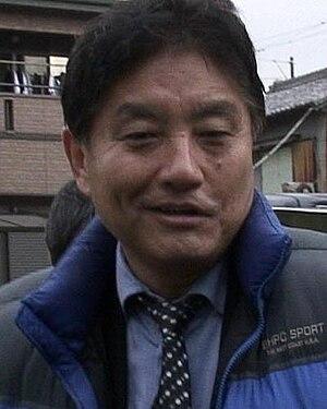 Takashi Kawamura (politician) - Takashi Kawamura