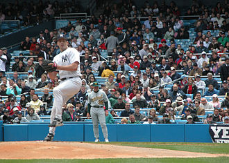 Kevin Brown (right-handed pitcher) - Image: Kbrown