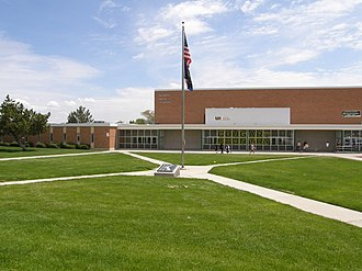 Kearns High School - Image: Kearnshigh