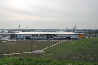 Keepmoat Stadium - Image: Keepmoat Stadium Doncaster