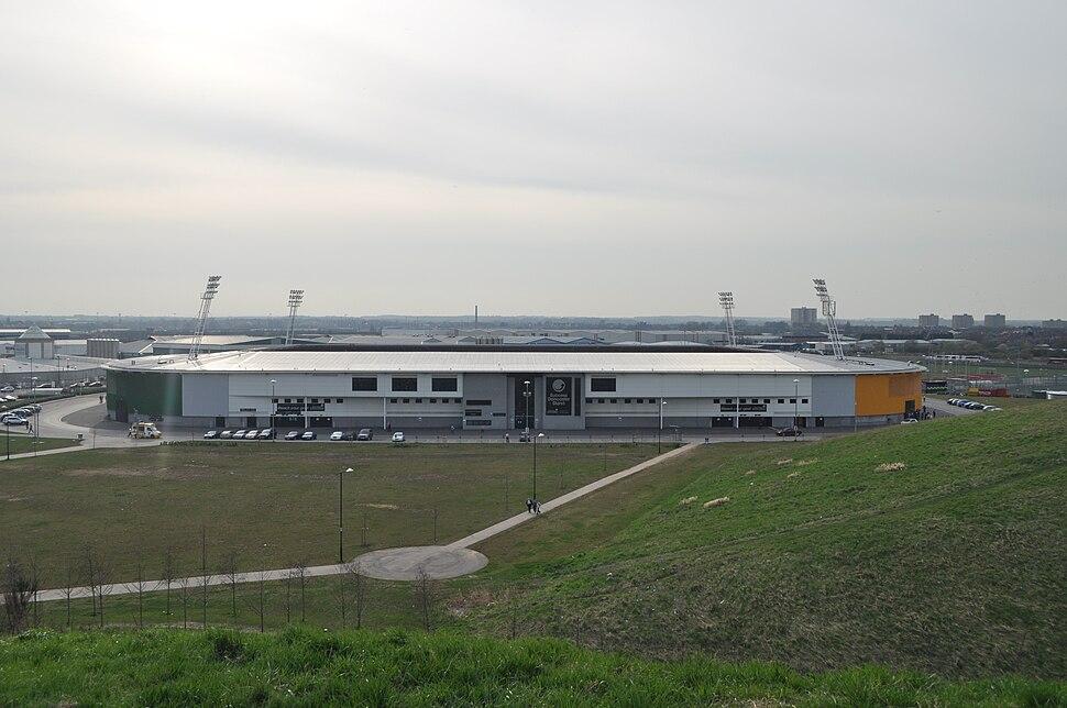 Keepmoat Stadium Doncaster