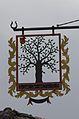 Kehl Kork exGasthof Grüner Baum Schild.jpg
