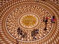 Kelheim Befreiungshalle Innen Mosaik 2.JPG