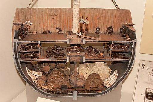 Kenneth Lu - Slave ship model ( (4811223749)