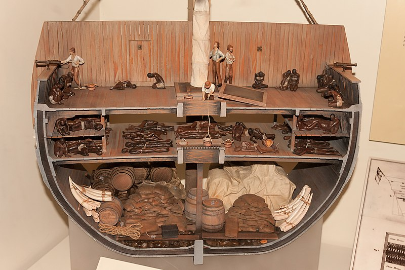 File:Kenneth Lu - Slave ship model ( (4811223749).jpg