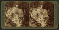 Keppler Cascade, one of the Gems of Yellowstone Park, U.S.A, by Underwood & Underwood 2.png