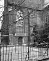 kerk, exterieur noord transept west-gevel - culemborg - 20051582 - rce