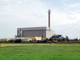 Kalkar - The Kalkar reactor in 2004
