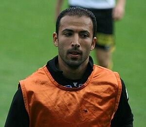 Khaled Mouelhi - Image: Khaled Mouelhi