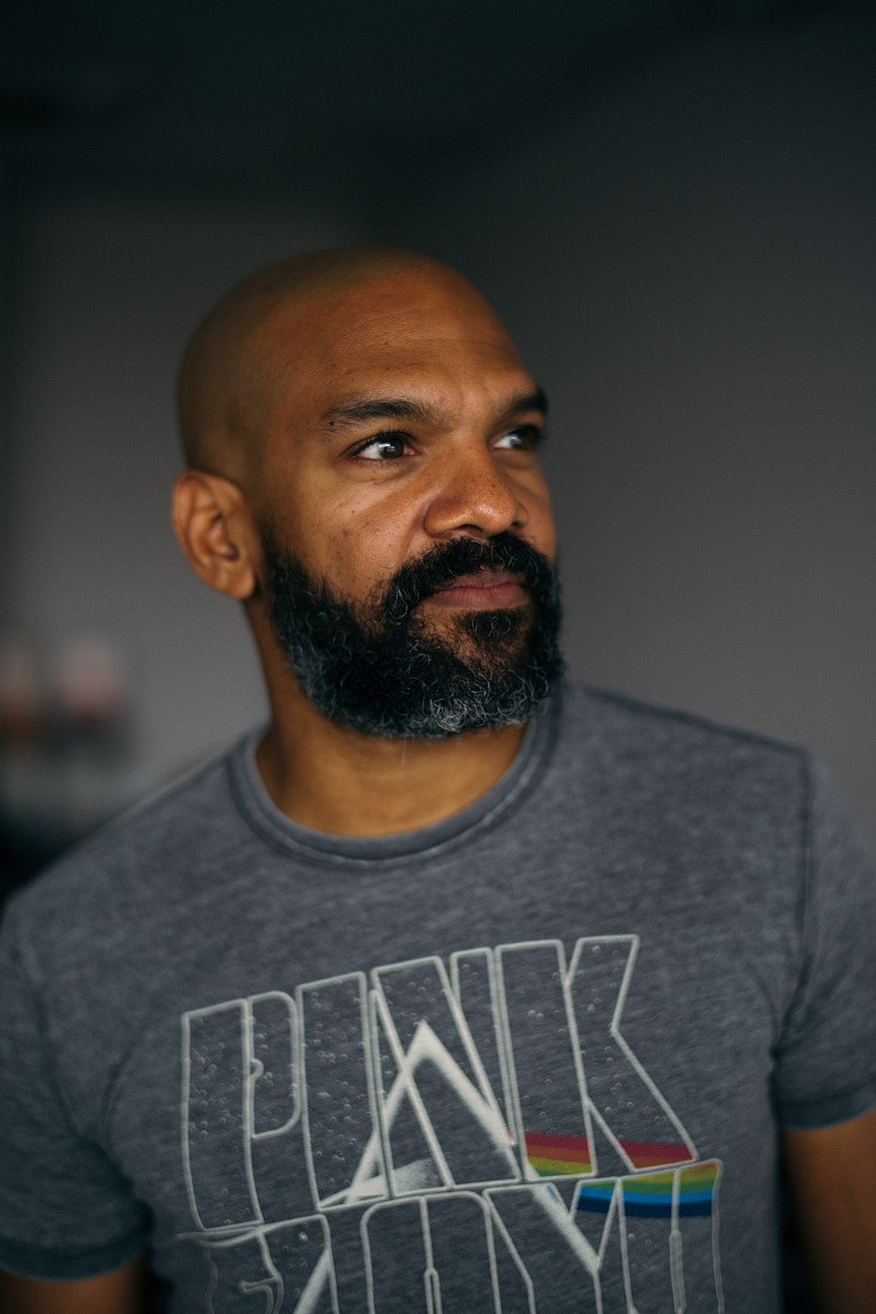 Khary Payton, at MCM London Comic Con, May 2018