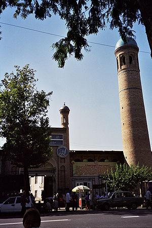 Margilan - Khonakhan Mosque