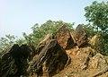 Khondalite Rock formations at Thgarapuvalasa 1.jpg