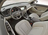 2012 kia optima manual transmission