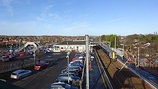 Kilwinning railway station railway station in North Ayrshire, Scotland, UK