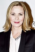 Kim Cattrall, who voiced Chuckie's mother