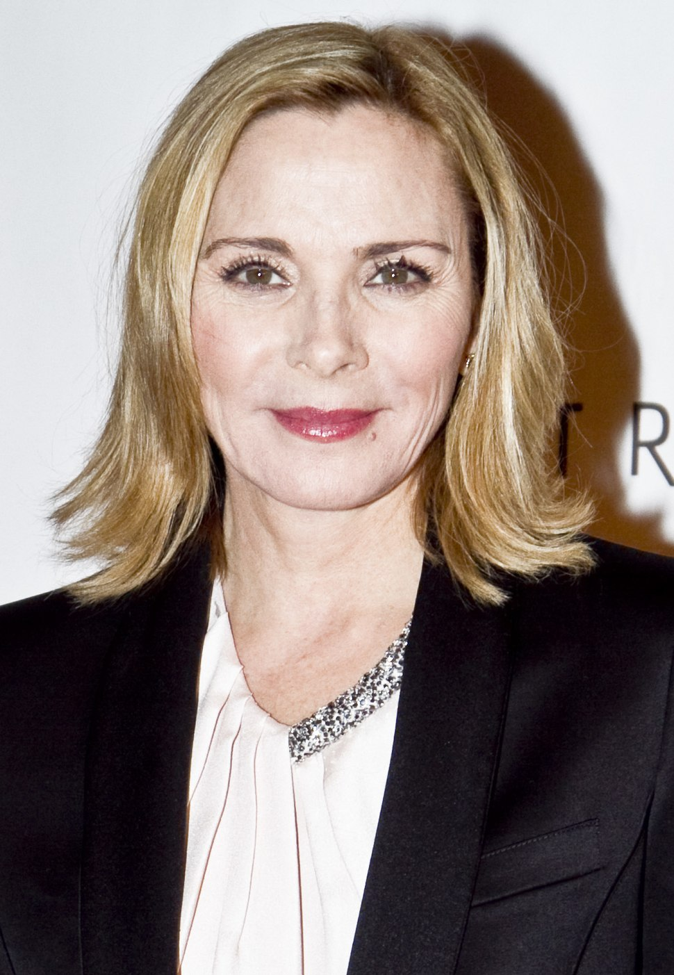 Kim Cattrall 2012 (cropped)