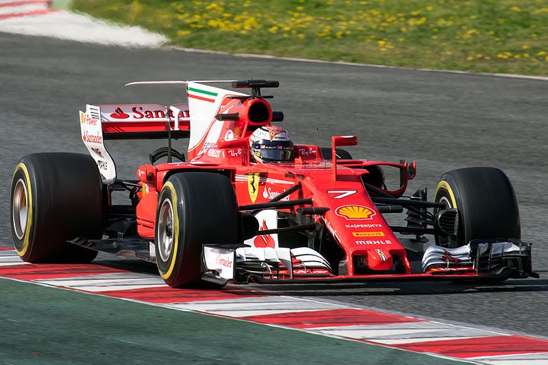 File:Kimi Raikkonen 2017 Catalonia test (27 Feb-2 Mar) Day 4