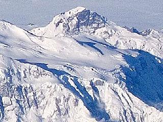 King Peak (Yukon) Mountain in Canada