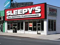 I want to say my experience with Joe and Sleepy's at the Lansdale Sleepy's was excellent I purchased a$10, mattress with an adjustable base and I haven't had a problem with it I know people come to the site to complain but I thought let me be the one voice of happiness thank you Sleepys forgot that a great experience.