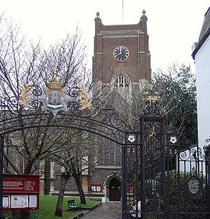 All Saints Church, Kingston upon Thames Church in Kingston upon Thames, United Kingdom