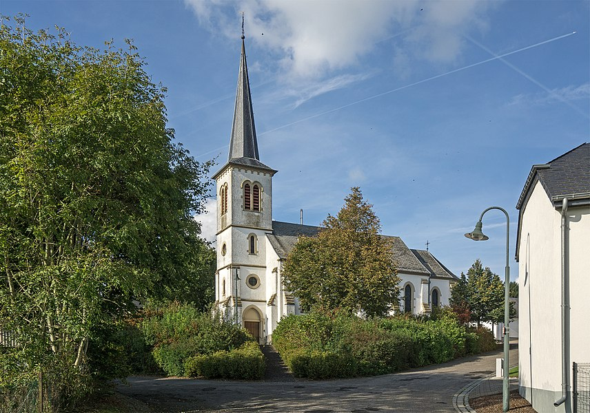 Church of Hautbellain