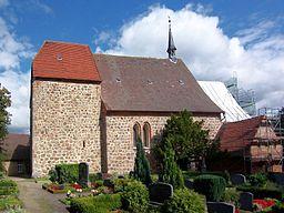 Kirche in Petschow, Landkreis Bad Doberan