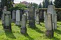 Klagenfurt Heizhausgasse juedischer Friedhof Grabsteine 29092015 5162.jpg