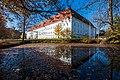 Klagenfurt Viktring Stift mit Parkteich SO-Ansicht 01112015 8601.jpg