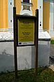 Klasztar bazylianaw i church of St. Peter and St. Paul, Ružany maskalskaja tabliczka.Jpeg