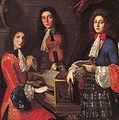 Klein ensemble 17de eeuw.jpg