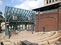 Kleman Plaza amphitheater.jpg