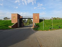 Rheinstraße in Kleve