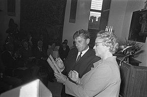 P. C. Hooft Award