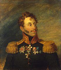 Portrait of Karl B. von Knorring (1774-1817) (3rd)