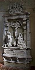 Epitaph für Eberhard von Stetten und Margaretha von Layen