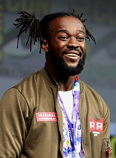 Kofi Kingston Ghanaian-American professional wrestler