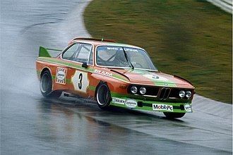 Alpina - BMW Alpina 3.0 CSL (1974), driven by Helmut Koinigg