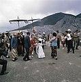 Koningin Juliana en prins Bernhard bij de vulkaan Tangkuban Perahu bij Bandung, Bestanddeelnr 254-9039.jpg