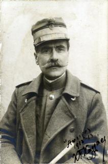 Konstantinos Kallaris Greek army officer