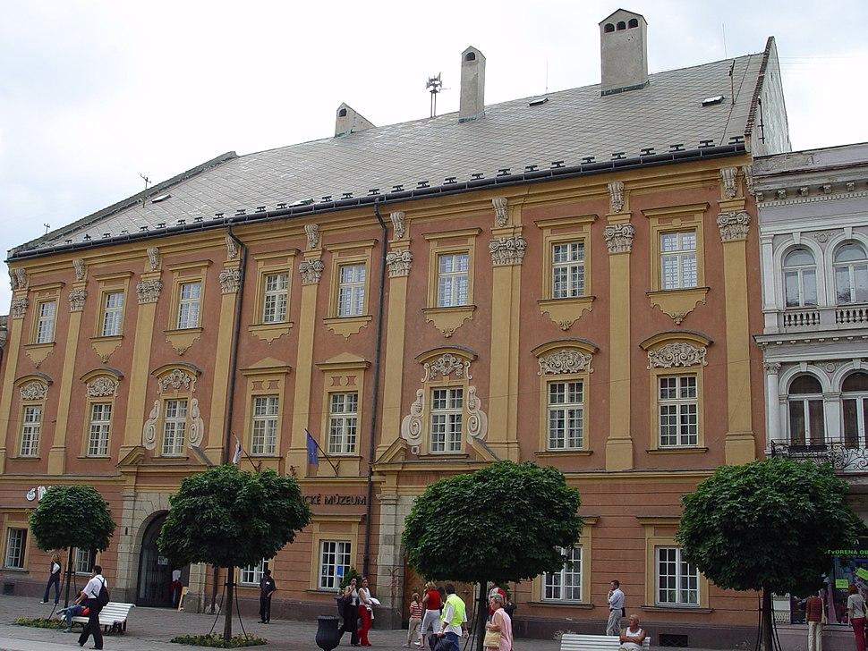 Kosice (Slovakia) - The Slovak Technical Museum