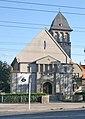 Kostel evangelický českobratrský (Hradec Králové), Hradec Králové 529.JPG