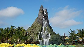 Volcano Bay Hotel Rooms