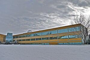 Walla Walla University - Image: Kretchmar Building