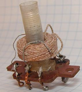 Basket winding